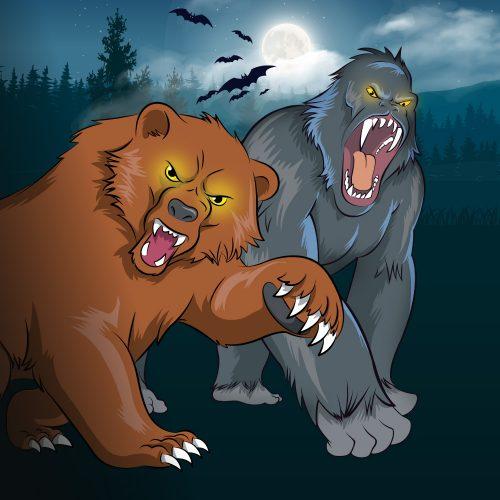 Predators Of The Night