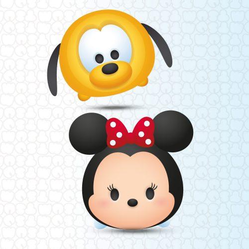 Squishy Disney Tsum Tsum