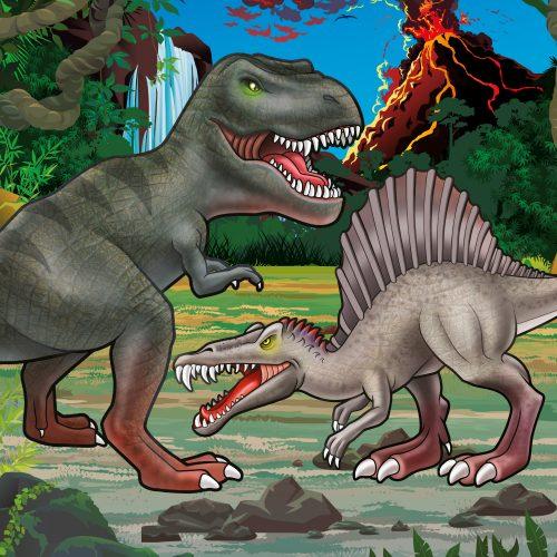 Predators of the Jurassic
