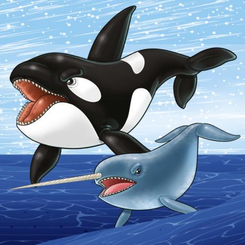 Predators of the Ice